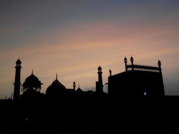 Jama Masjid/Mosque Of Delhi