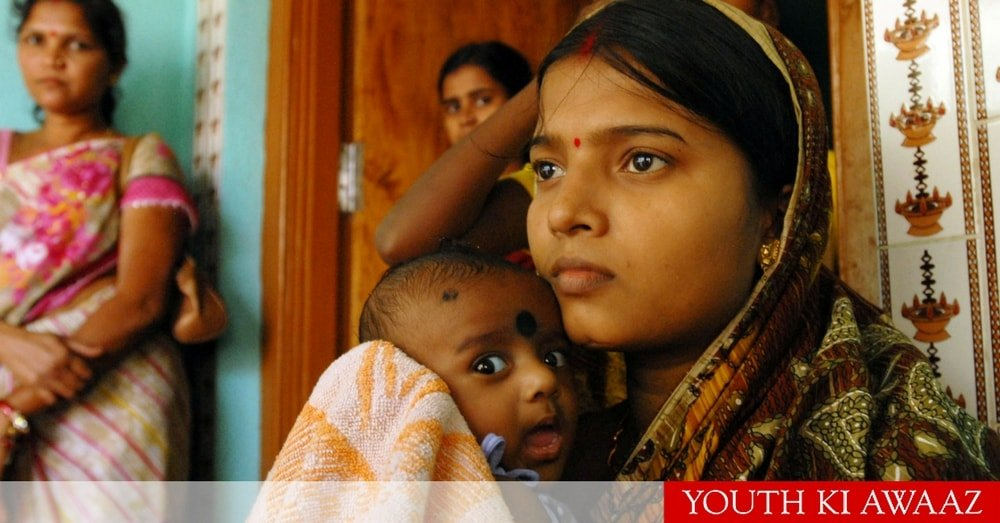 single mothers in india
