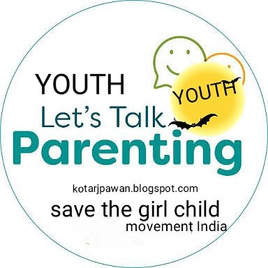 Youth parenting on save the girl child