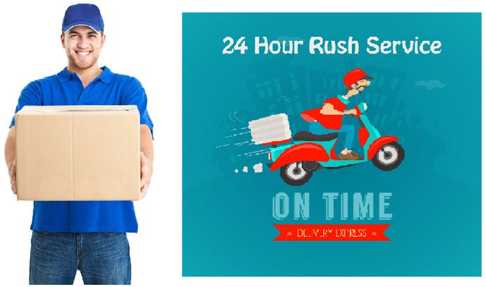 fast delivery, 24 hour rush server, INRDeals
