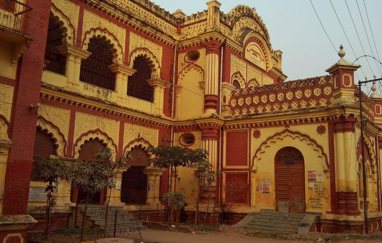 darbhanga house