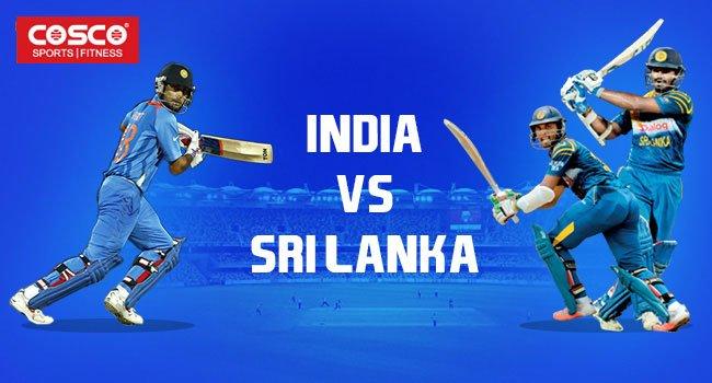 India vs srilanka cricket series 2017