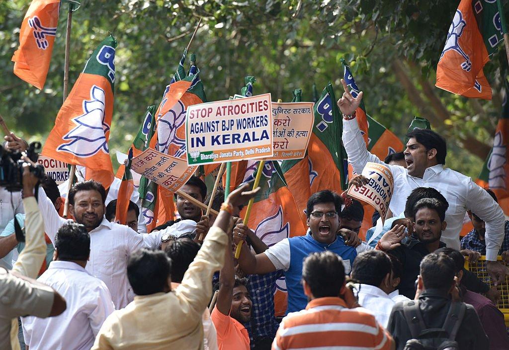 How 'Anti-National' Kerala Is A Big Threat To BJP's Hindu