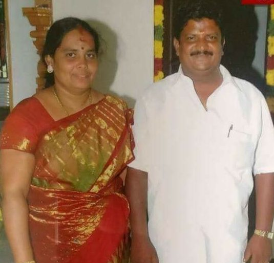 Parents of Kausalya