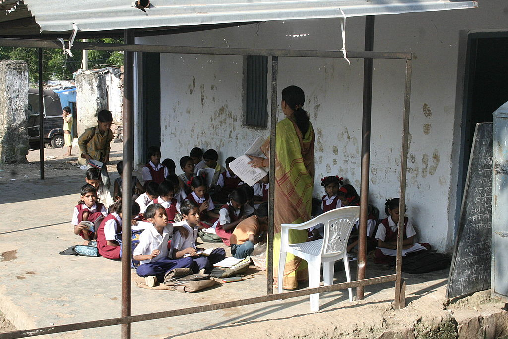 Obstacles In India's Path To Provide Education For All