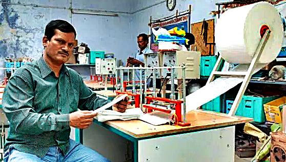 Real Pad Man Arunachalam Murugnatham