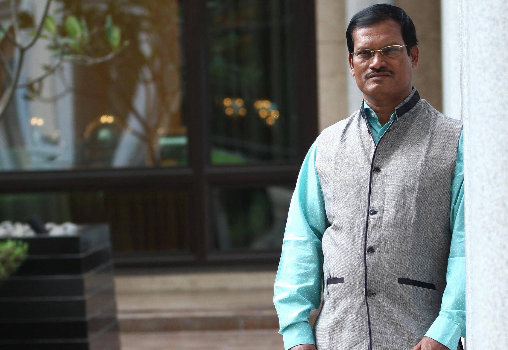 The Real Life Pad Man Arunachalam Murugnatham