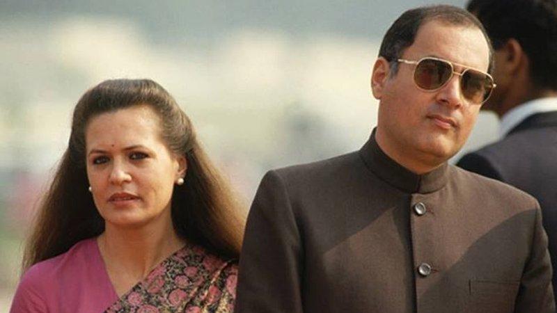 Image result for राजीव गांधी