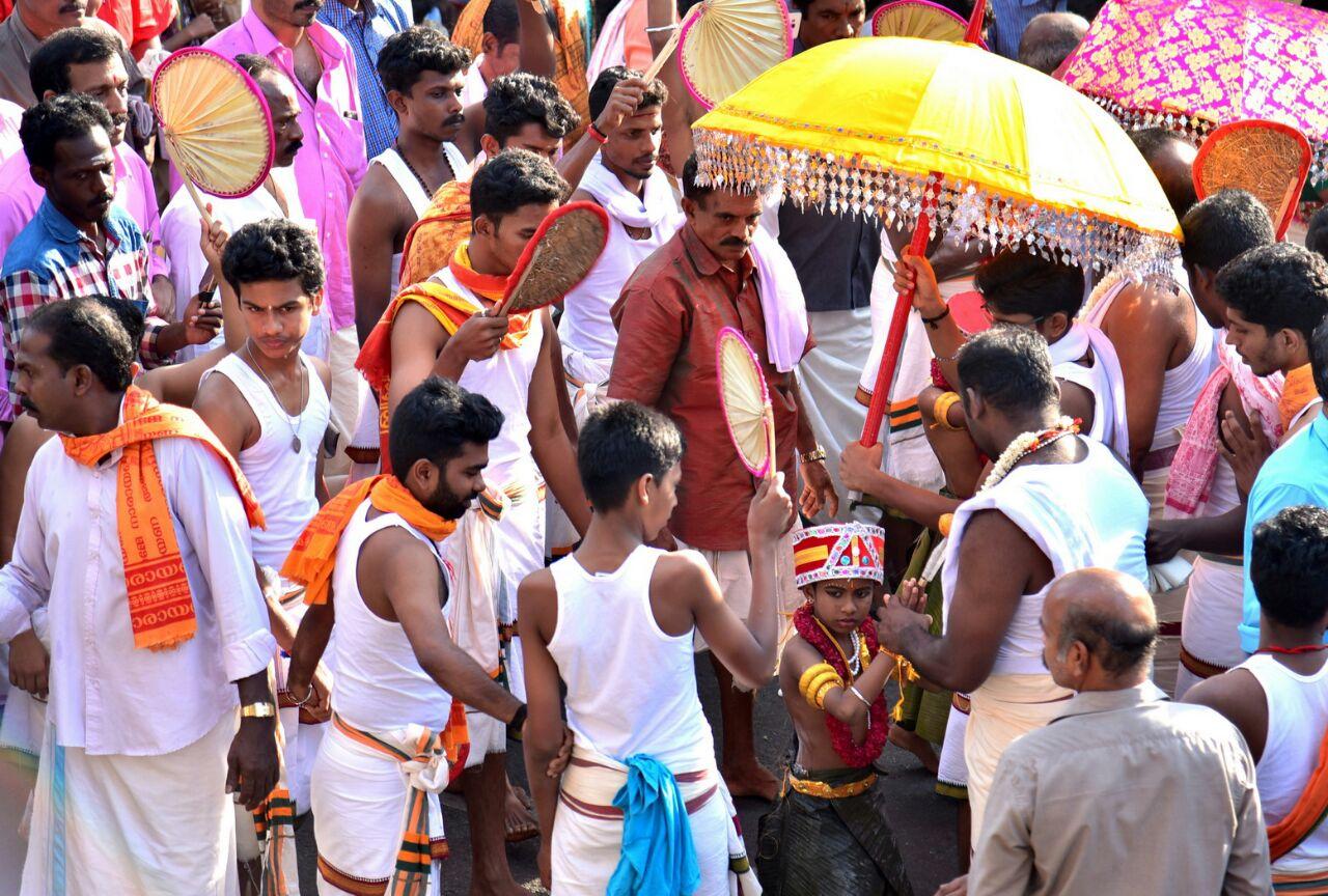 Image result for चेट्टीकुलांगरा देवी मंदिर