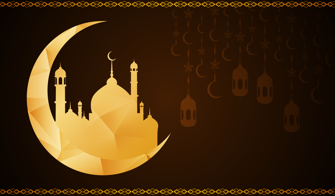 Днем, картинки с окончанием месяца рамадан 2019