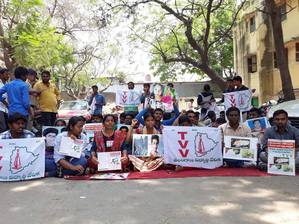 Sri Chaitanya And Narayana Institutes Are Pushing Students To