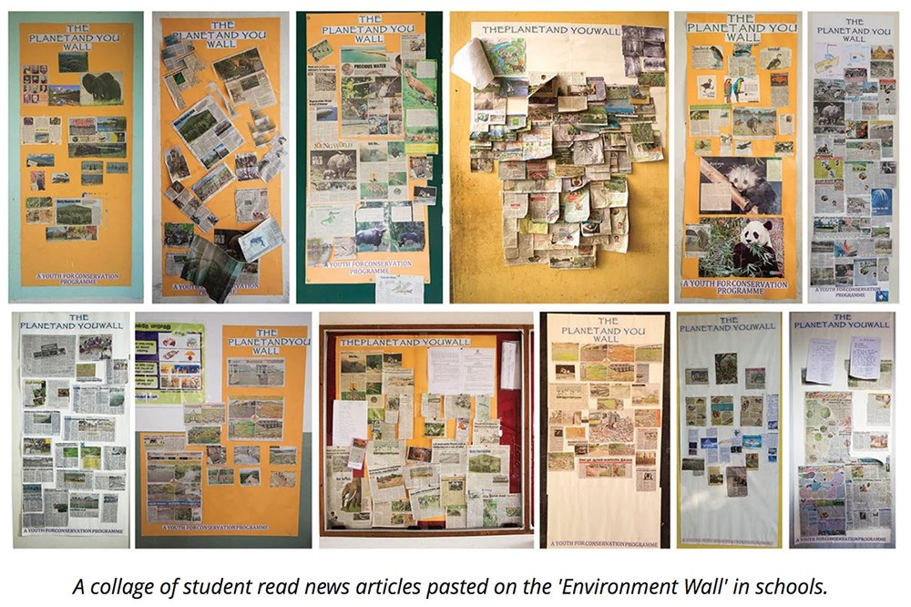 While The Efficacy Of News Is A Question This Approach Provides Students Avenues To Stay Updated On All Thats Happening Our Environment