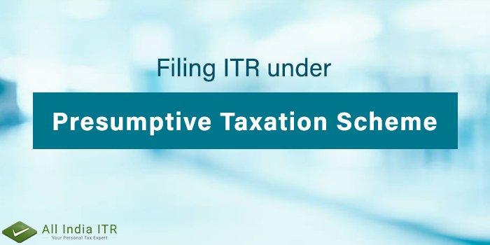 presumptive-Taxation-Scheme