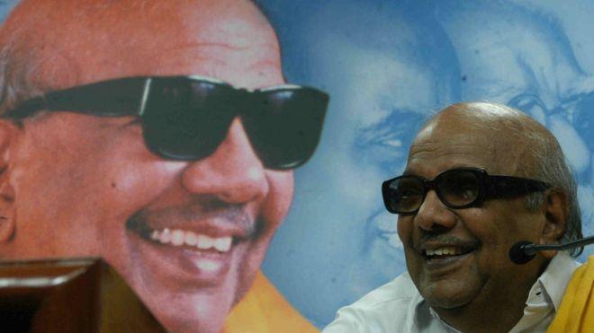 M Karunanidhi passes away at 94