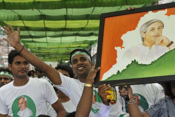 BJD chief Naveen Patnaik enjoys an immense popularity in Odisha