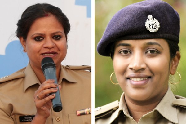 Top Female Indian IPS Officers Fighting For Gender Equality