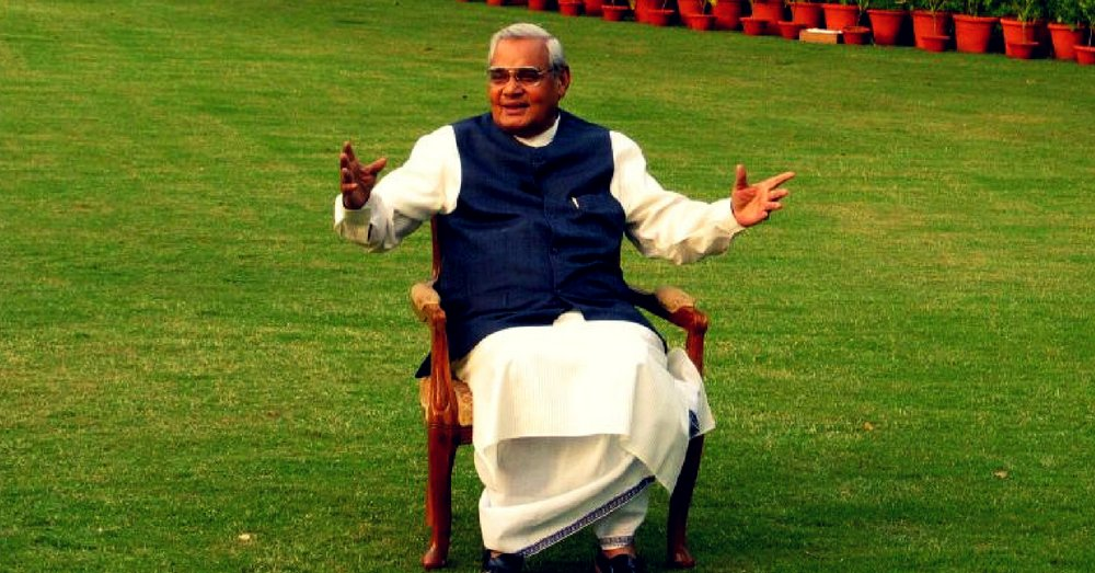 Image result for Vajpayee's personality cannot be forgotten