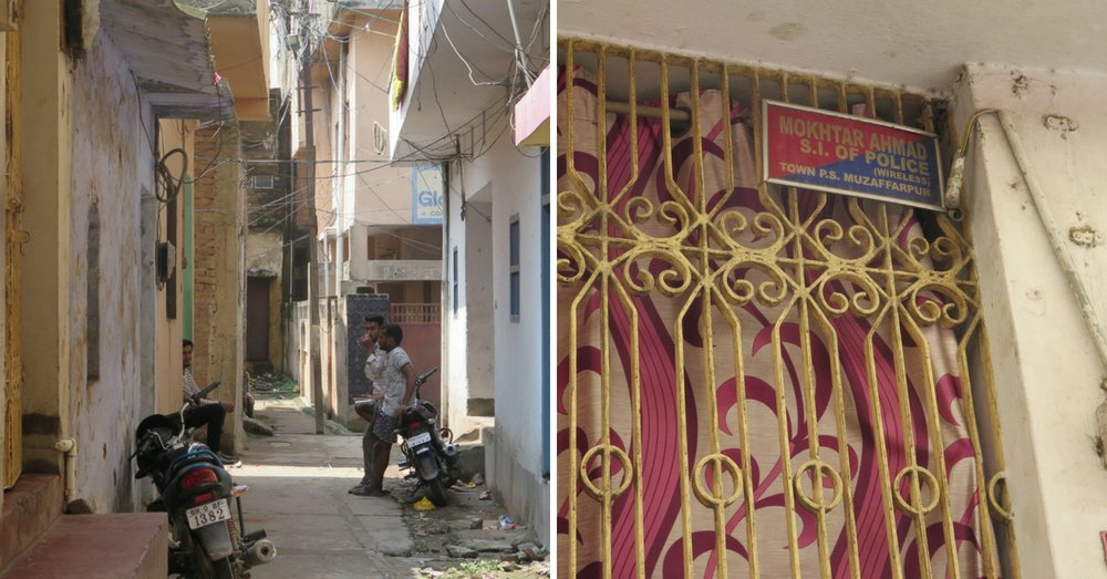 Brijesh Thakur Locality Muzaffarpur Shelter Home case