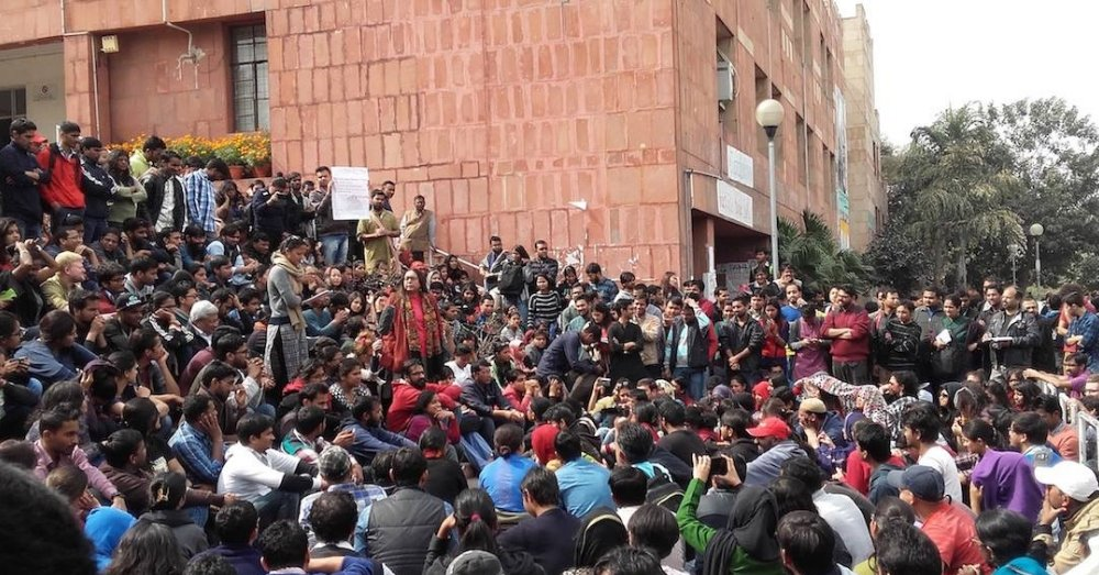 Strategy Of Left Unity in JNU Student Election