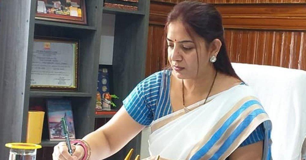 दुमका की डीसी राजेश्वरी राजी