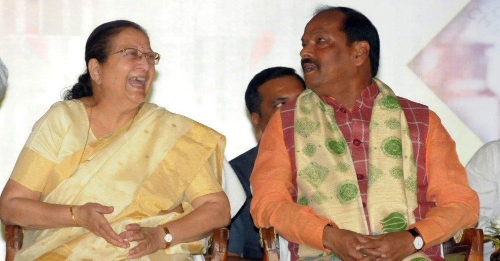 लोकसभा स्पीकर सुमित्रा महाजन का आरक्षण पर बयान