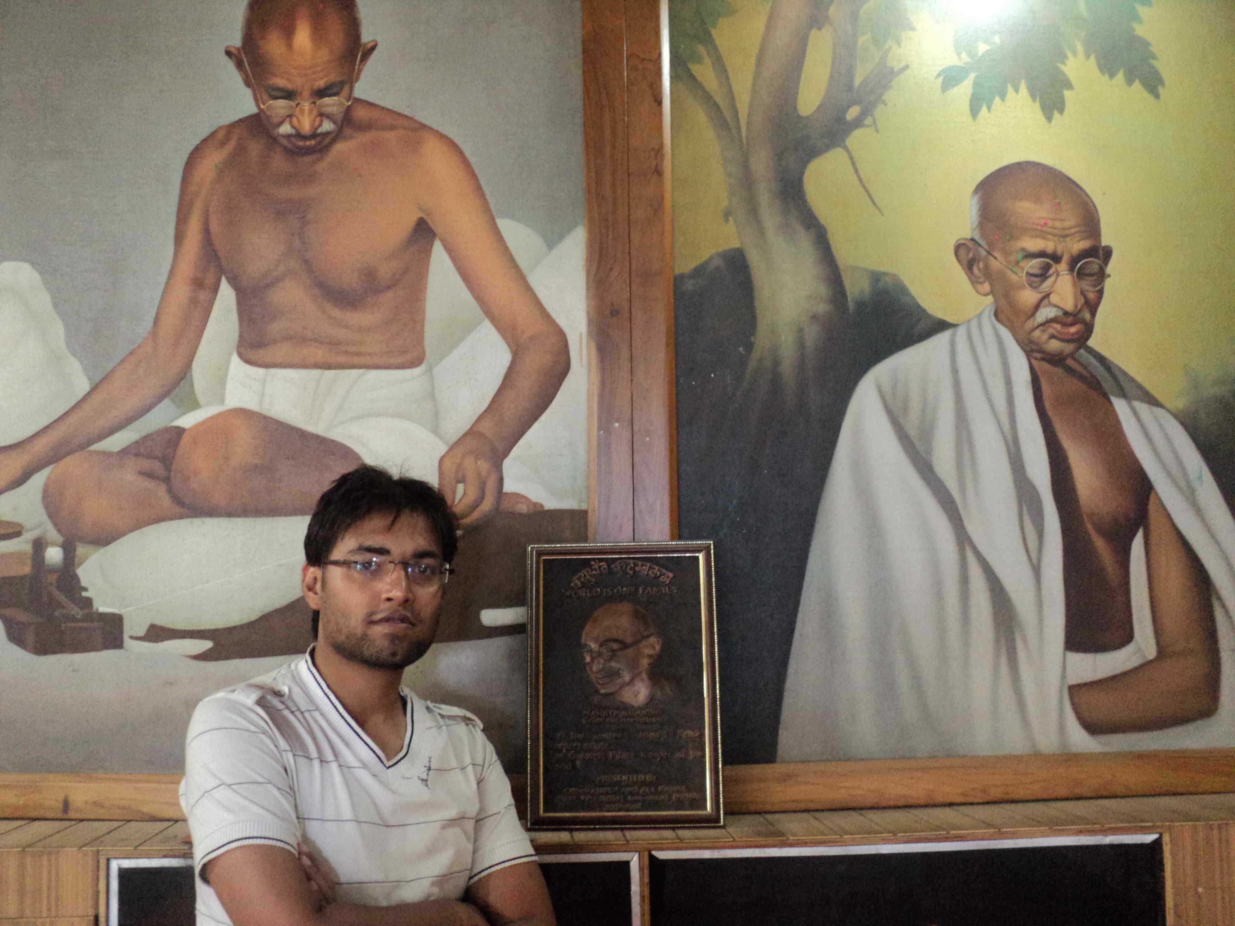 Is Gandhi Ji Still Significant?