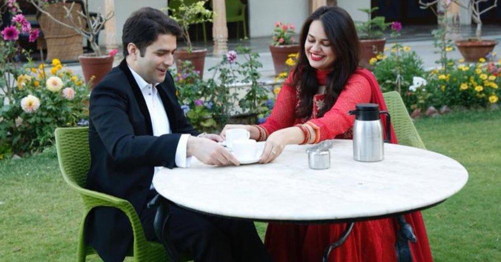 अथर आमिर और टीना