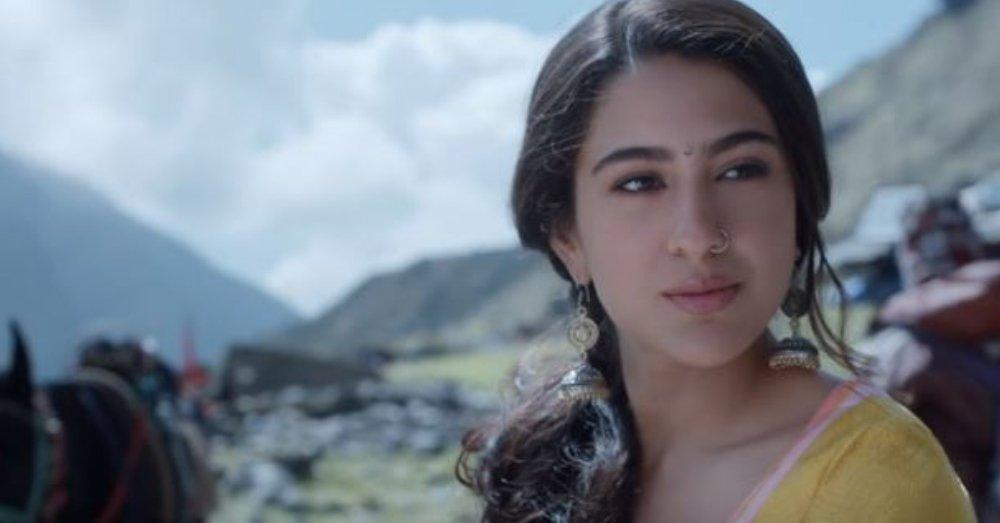 Kedarnath teaser Review