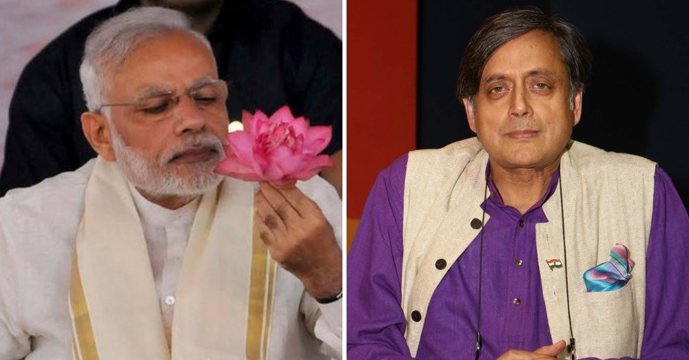 Exclusive Interview With Shashi Tharoor On Bjp Pm Modi And 2019