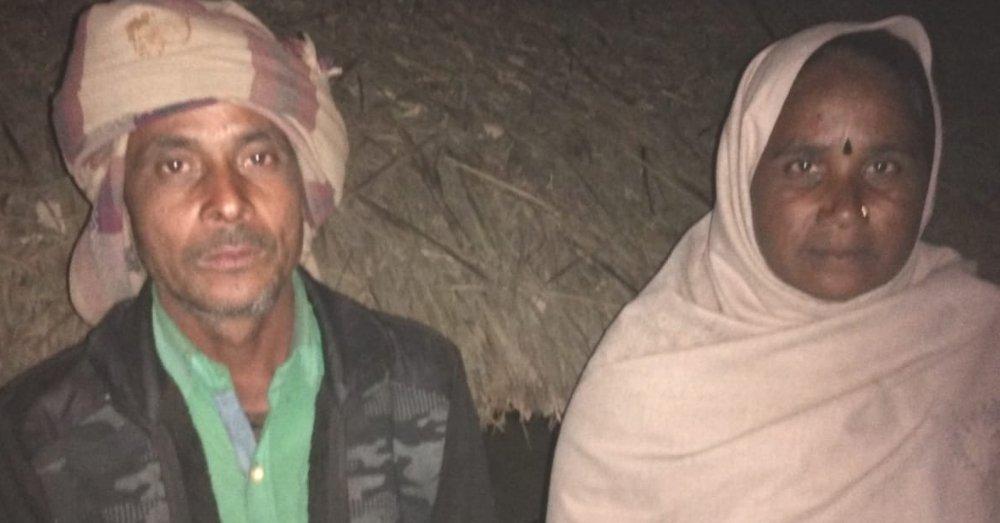 उत्तर प्रदेश के लखीमपूर खीरी ज़िले के मोहम्मदी प्रखंड के मगरेना गाँव की मैला ढ़ोने वाली महिला पूनम