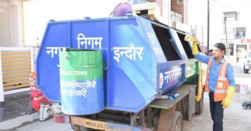 इंदौर का कचरा प्रबंधन मॉडल