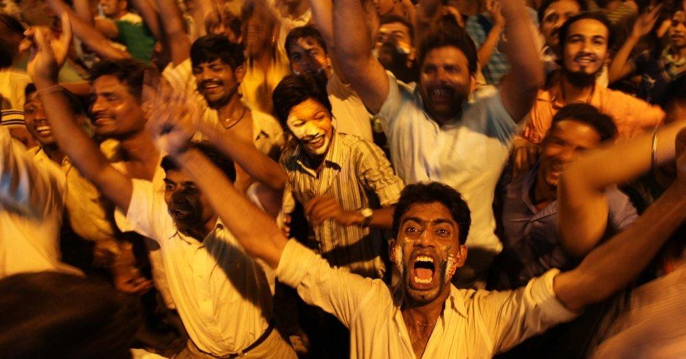 भारत बनाम पाकिस्तान मैच समर्थक