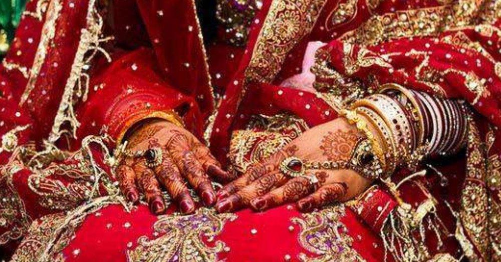 शादी की प्रतीकात्मक तस्वीर