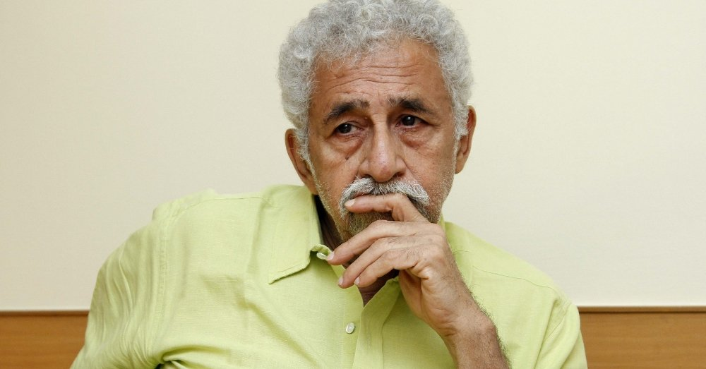 Who are trolling naseeruddin shah for his statement