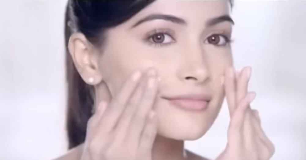 Fairness Cream ads