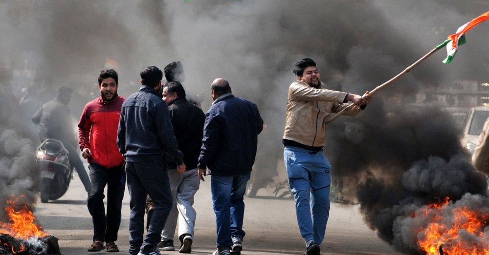पुलवामा अटैक के बाद दंगे