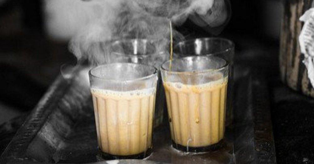 चाय की ग्लास