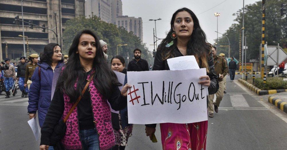 महिलाओं की रैली