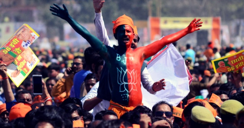 BJP Supporter