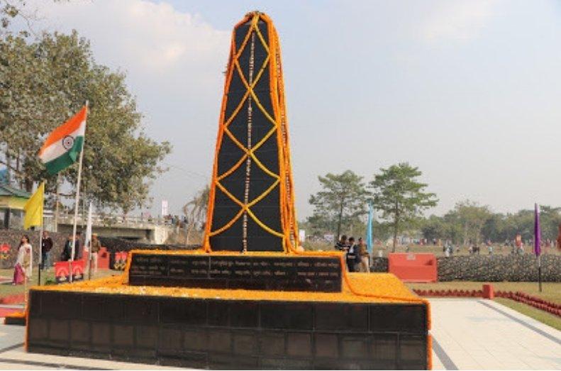 Pothorughat Assam S Own Jallianwala Bagh Youth Ki Awaaz