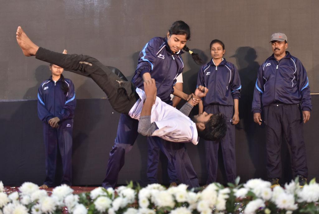 women self-defence