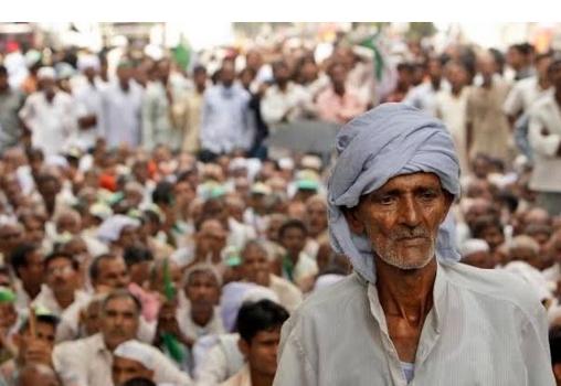 Indian Farmer's Crisis