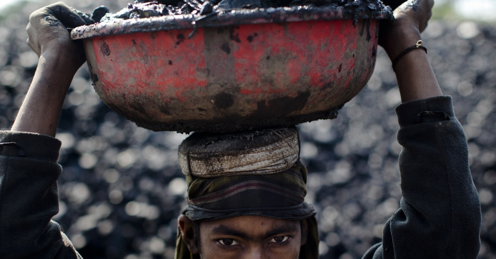 Chind labour in india