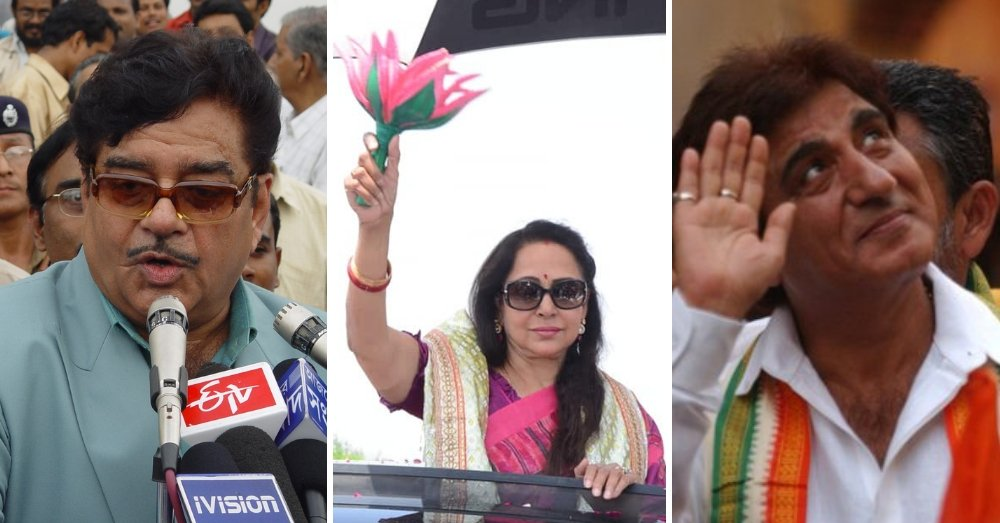 The Good And Bad Of Celebrity Regime In Indian Politics