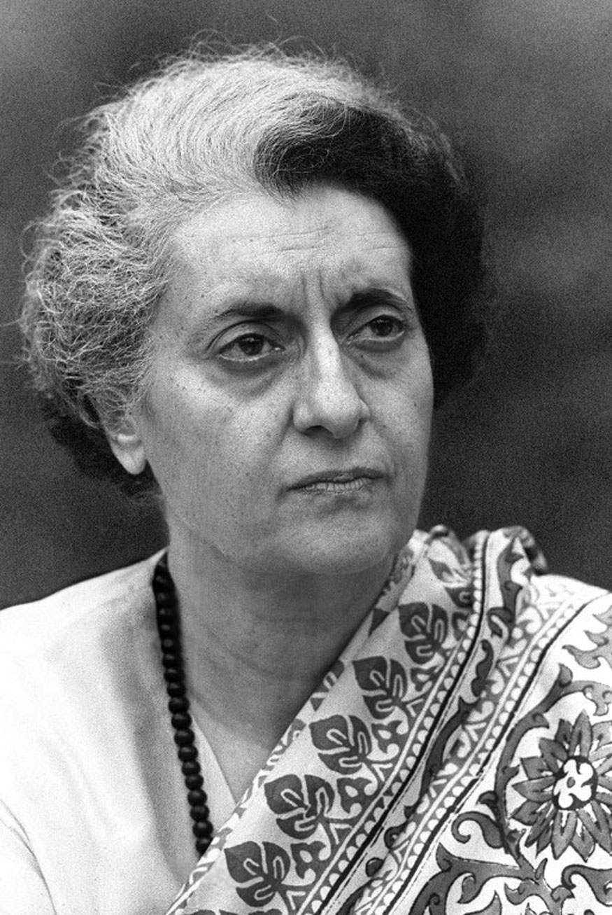 Indira-Gandhi-By-Mohit-Bansal-Chandigarh