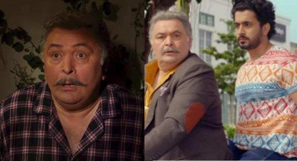 """Rishi Kapoor Makes A Comeback With """"Jhootha Kahin Ka"""""""