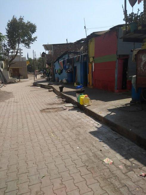 A street in Khadki