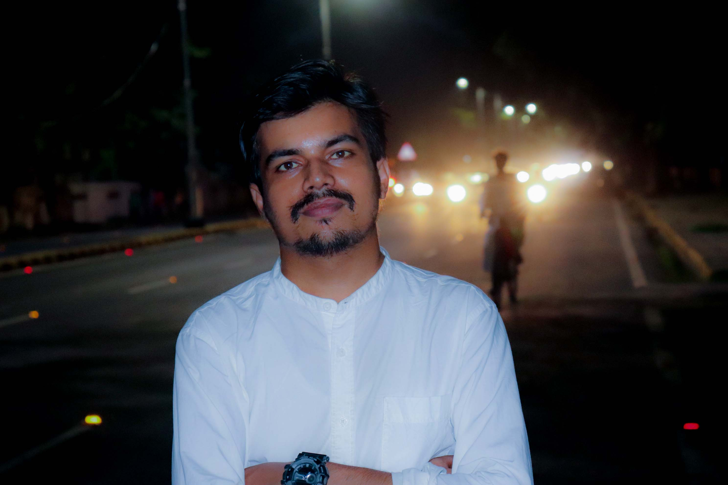 Ranjan Mistry, Youngest Social Entrepreneur from Bihar & Think Tank of Bihar who drafted and Proposed the proposal of Patna University Incubation Hub