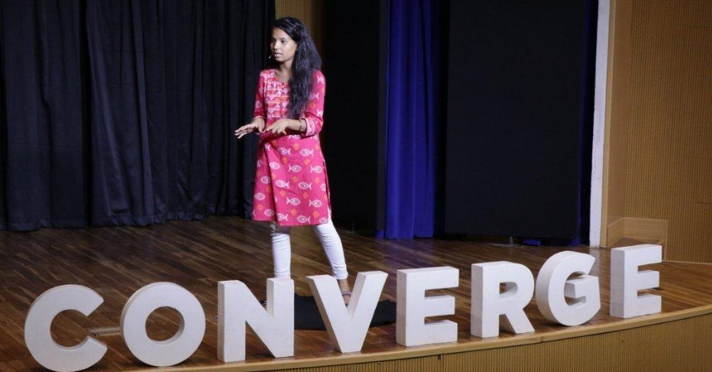 रूबी, प्रोग्राम असिसटेंट, Girls In STEM