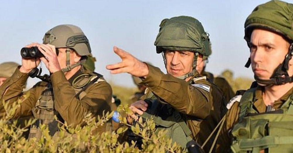 इज़राइल आर्मी